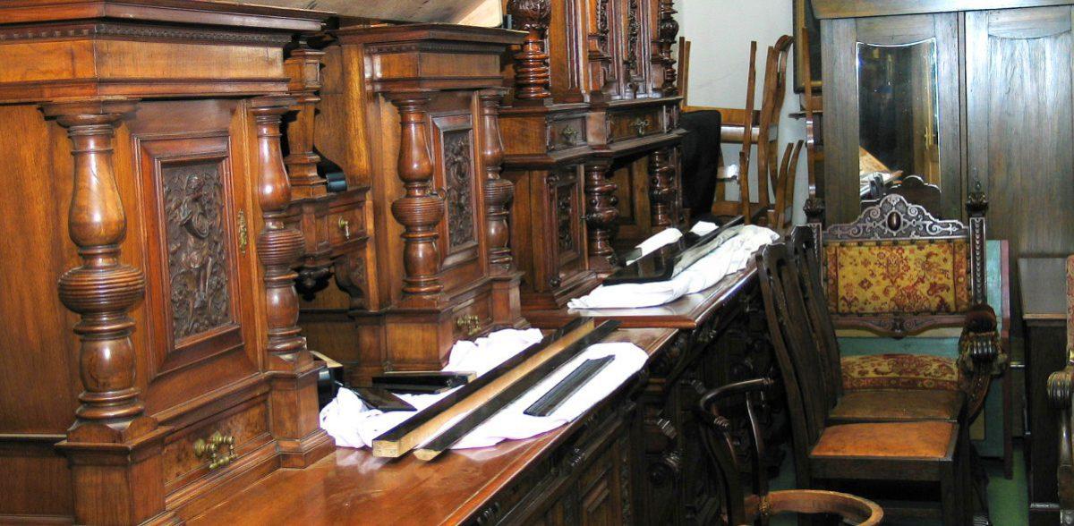 Restaurations-Werkstatt Henry Flach